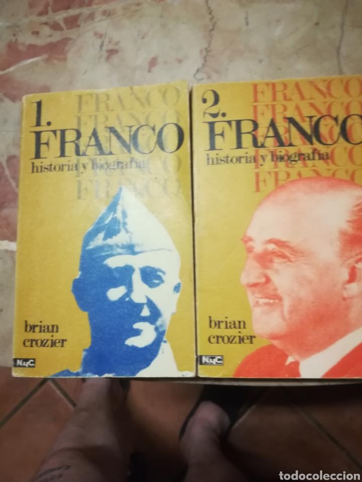 FRANCO - BRIAN CROZIER (Libros Nuevos - Historia - Historia de España)