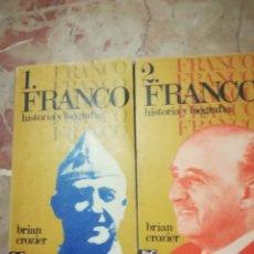 Libros: FRANCO - BRIAN CROZIER. Lote 131113945