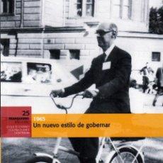 Libros: EL FRANQUISMO.1965: UN NUEVO ESTILO DE GOBERNAR.. Lote 132321266