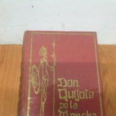 Libros: LIBRO DON QUIJOTE DE LA MANCHA. Lote 132396187
