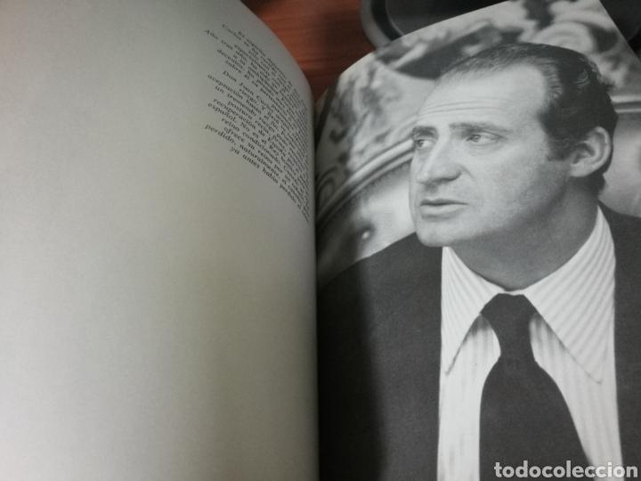 Libros: Libro Todo un rey. Sobre Juan Carlos I. Círculo de lectores. 1981 - Foto 2 - 132752218