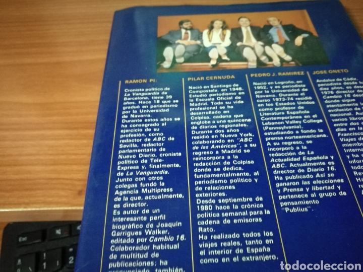 Libros: Libro Todo un rey. Sobre Juan Carlos I. Círculo de lectores. 1981 - Foto 4 - 132752218