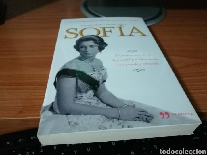 LIBRO SOFÍA. SOBRE LA REINA SOFÍA. ALEJANDRA BALSA Y AURORA GUERRA. 2010 (Libros Nuevos - Historia - Historia de España)