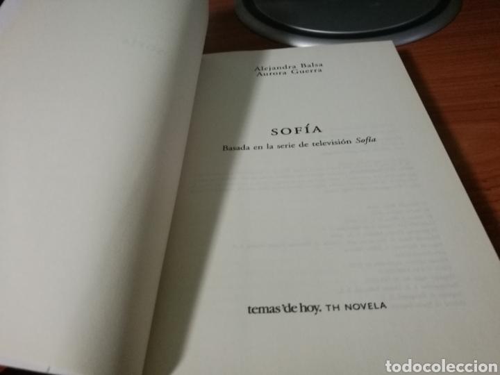 Libros: Libro Sofía. Sobre la Reina Sofía. Alejandra Balsa y Aurora Guerra. 2010 - Foto 2 - 132752347