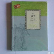 Libros: LIBRO DE BOLSILLO, COLECCION CAI 100, EL REY DE ARAGÓN. Lote 133578339
