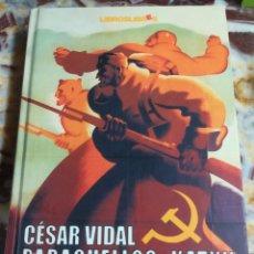 Libros: PARACUELLOS-KATYN-CESAR VIDAL. Lote 133751889