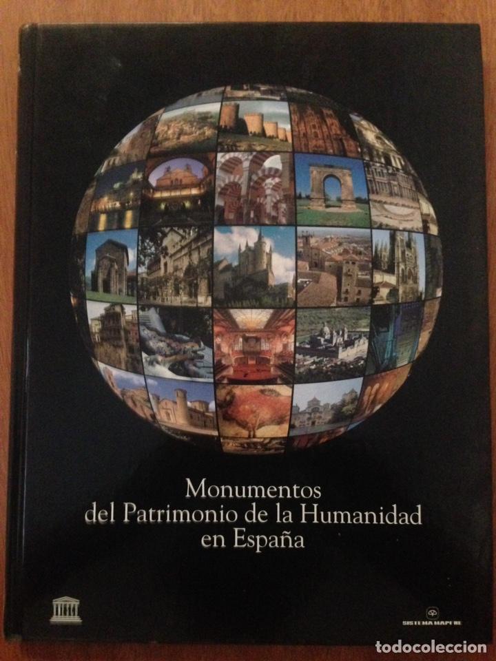MOMENTOS DEL PATRIMONIO DE LA HUMANIDAD DE ESPAÑA (Libros Nuevos - Historia - Historia de España)