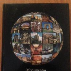 Libros: MOMENTOS DEL PATRIMONIO DE LA HUMANIDAD DE ESPAÑA. Lote 135160669
