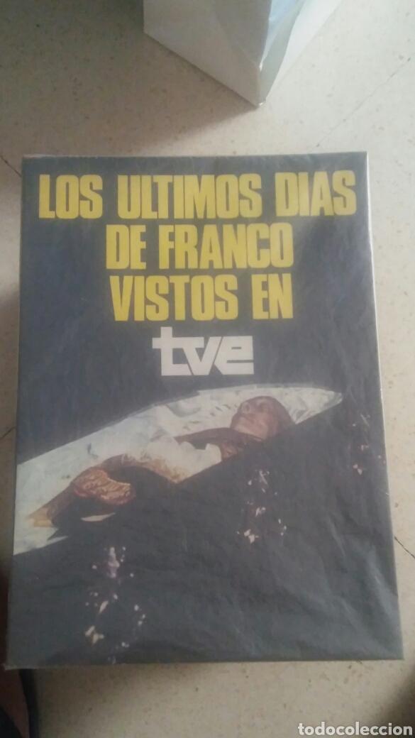 LOS ÚLTIMOS DÍAS DE FRANCO VISTOS EN LA TVE (Libros Nuevos - Historia - Historia de España)