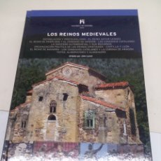 Libros: LIBRO DE COLECCIÓN HISTORIA DE ESPAÑA EL PAIS N°8LOS REINOS MEDIEVALES. Lote 139524474