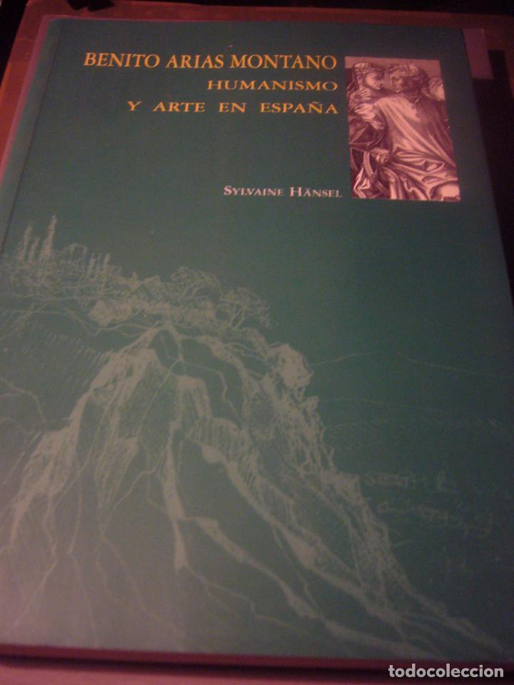 HUMANISMO Y ARTE EN ESPAÑA (Libros Nuevos - Historia - Historia de España)