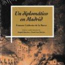 Libros: UN DIPLOMÁTICO EN MADRID. IMPRESIONES DE LA CORTE DE ISABEL II (F. CALDERÓN DE LA BARCA) I.F.C. 2018. Lote 142731706