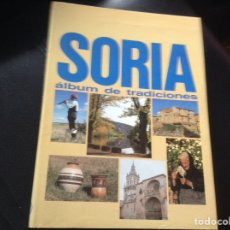 Libros: SORIA ALBUM DE TRADICIONES AÑO 1983. Lote 148033526