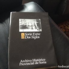 Libros: SORIA ENTRE DOS SIGLOS AÑO 1994. Lote 148034025