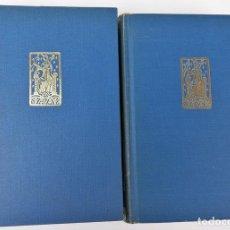 Libros: 2 VOLÚM. ESPAÑA. UN ENIGMA HISTÓRICO. CLAUDIO SÁNCHEZ-ALBORNOZ. EDITOR. SUDAMERICANA 1962. Lote 150374482