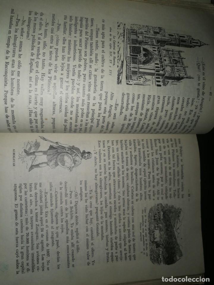 Libros: EL LIBRO DE ESPAÑA- AÑO 1944- POR EDELVIVES - Foto 3 - 150483818