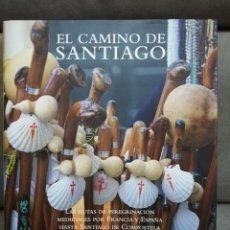 Libros: EL CAMINO DE SANTIAGO. Lote 152201722
