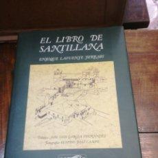 Libros: EL LIBRO DE SANTILLANA. Lote 152278360