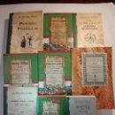 Libros: 9 LIBROS FACSÍMILES RELATIVOS AL PAÍS VASCO. EUSKADI EUSKAL HERRÍA LENGUA VASCA ÁLAVA VIZCAYA. Lote 153017037