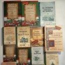 Libros: 13 FACSÍMILES RELATIVOS A LA HISTORIA DE MADRID. BARRIOS CALLES PLANO VILLA CORTE COCINA MADRILEÑA. Lote 152736198