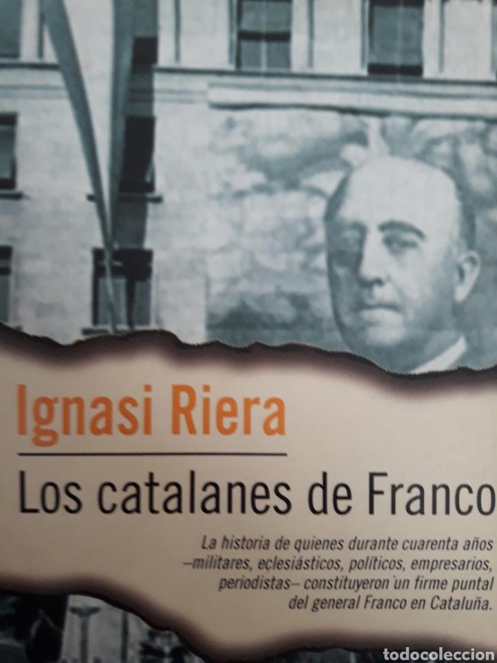 LOS CATALANES DE FRANCO (Libros Nuevos - Historia - Historia de España)