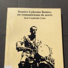 Libros: LIBRO RAMIRO LEDESMA ,EDICIONES BARBAROJA,JONS,FALANGE,FRANCO. Lote 156515490