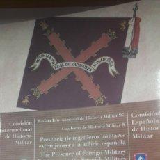 Libros - Historia Militar ingenieros extranjeros milicia Española Jesús Cantera Montenegro núm.97 2019 - 162675640