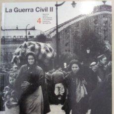 Libros: LA GUERRA CIVIL 2. 287 PÁG. 29X24 CM... Lote 166934813