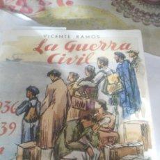 Libros: LA GUERRA CIVIL EN ALICANTE TOMO III. Lote 168142844