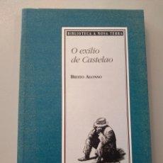 Libros: O EXILIO DE CASTELAO BIEITO ALONSO 9788495350091. Lote 168248913