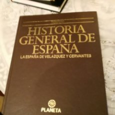 Libros: HISTORIA GENERAL DE ESPAÑA 7 VOLÚMENES. Lote 168633105