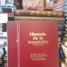 Libros: HISTORIA DE LA TRANSICION. Lote 169640798