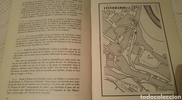 Libros: 1972 Guía histórico legendaria de Cuenca 1972 - Foto 3 - 171145065