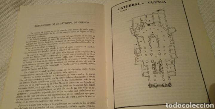 Libros: 1972 Guía histórico legendaria de Cuenca 1972 - Foto 4 - 171145065