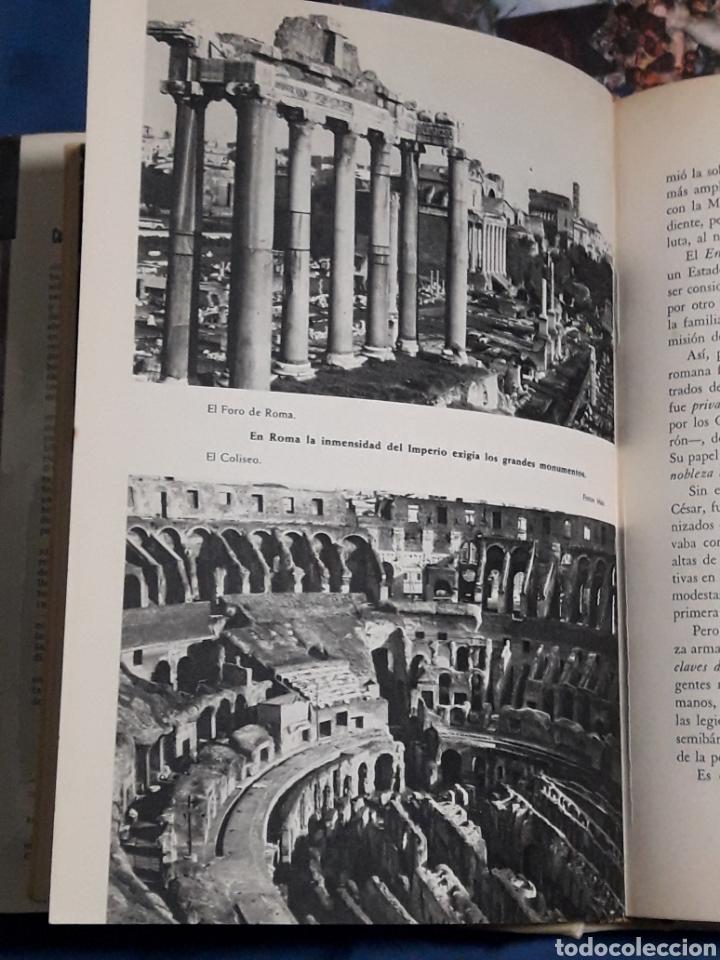 Libros: COVERSACIONES DE HISTORIA DE ESPAÑA 3T. MUY ISLUSTRADO 1965 - Foto 4 - 171461642