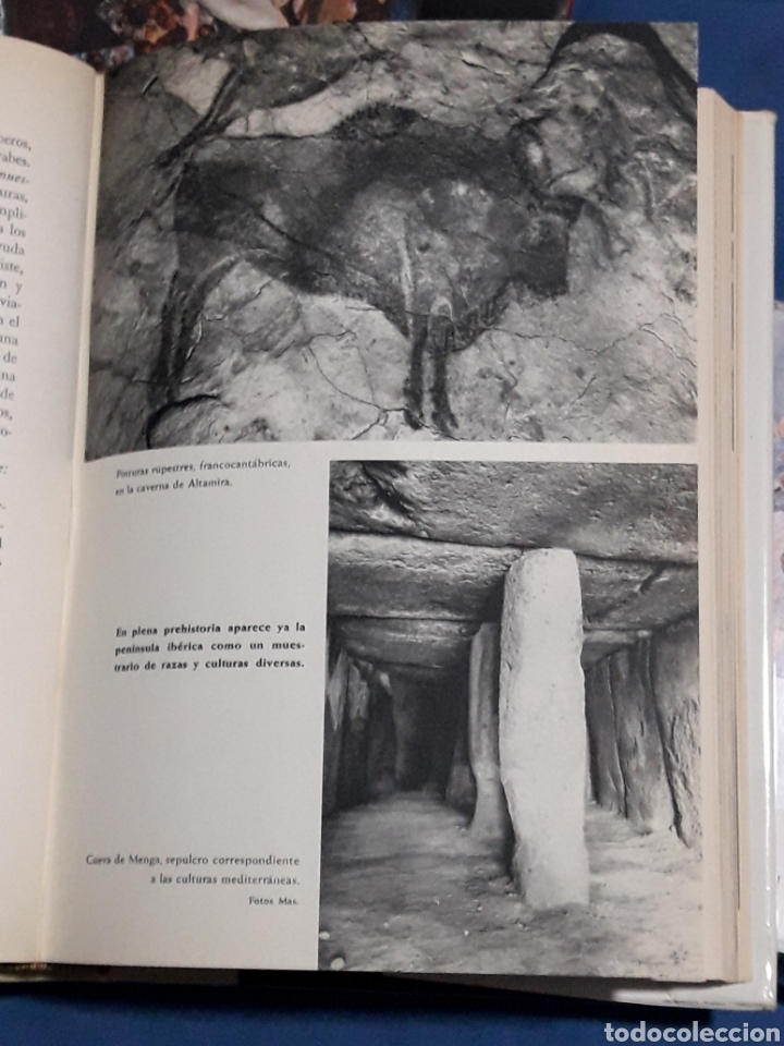 Libros: COVERSACIONES DE HISTORIA DE ESPAÑA 3T. MUY ISLUSTRADO 1965 - Foto 5 - 171461642
