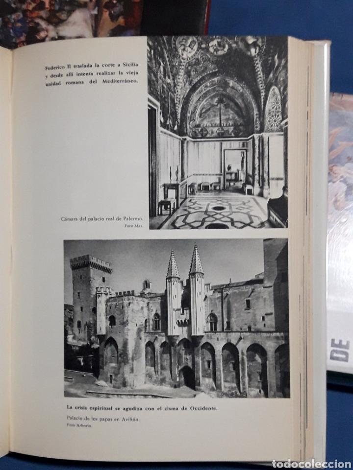 Libros: COVERSACIONES DE HISTORIA DE ESPAÑA 3T. MUY ISLUSTRADO 1965 - Foto 6 - 171461642