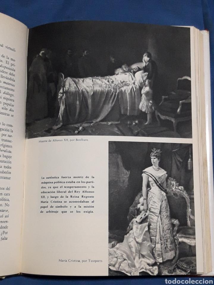 Libros: COVERSACIONES DE HISTORIA DE ESPAÑA 3T. MUY ISLUSTRADO 1965 - Foto 8 - 171461642