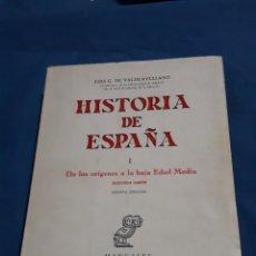 Libros: HISTORIA DE ESPAÑA 5 EDICION 1973. Lote 171462923