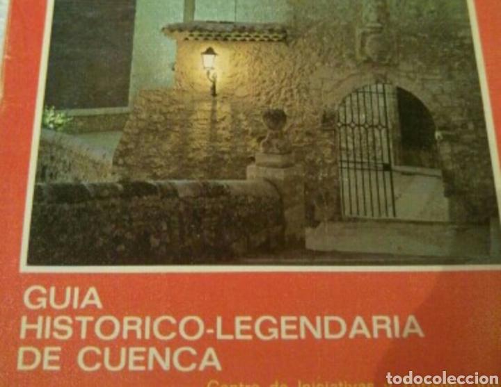 1972 GUÍA HISTÓRICO LEGENDARIA DE CUENCA 1972 (Libros Nuevos - Historia - Historia de España)