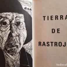 Libros: TIEMPO DE RASTROJOS. Lote 173122867