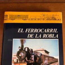 Libros: FERROCARRIL DE LA ROBLA. Lote 173643695