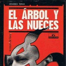 Libros: EL ÁRBOL Y LAS NUECES. LA RELACIÓN SECRETA ENTRE ETA Y PNV. - GURRUCHAGA. CARMEN, / ISABEL SAN SEBA. Lote 173733805