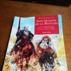 Libros: LIBRO DON QUIJOTE DE LA MANCHA. Lote 179222841