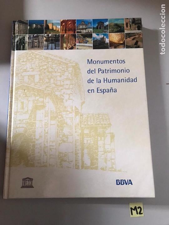 MONUMENTO DEL PATRIMONIO DE LA HUMANIDAD ESPAÑA (Libros Nuevos - Historia - Historia de España)