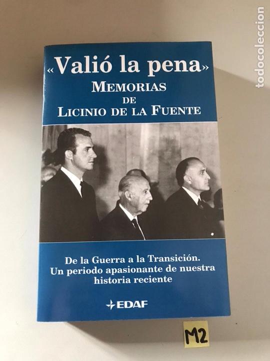 VALIÓ LA PENA (Libros Nuevos - Historia - Historia de España)