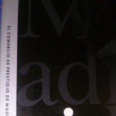 Libros: EL COMERCIO DE PRESTIGIO DE MADRID.. Lote 180958892