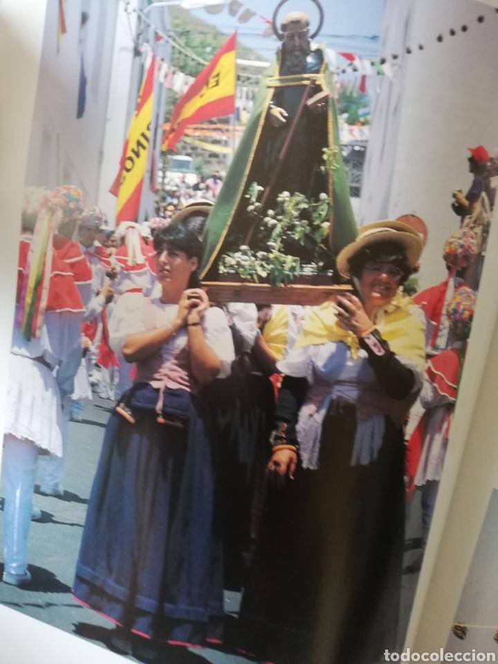 Libros: Libro dedicado a la bajada Virgen de los Reyes de la isla del Hierro... Tenerife - Foto 12 - 182597226