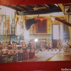 Libros: LINARES, CRÓNICA DE UNA TABERNA LAGARTIJO. AUTOR: JUAN PRADAS RAMÍREZ. Lote 182681238
