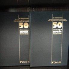 Libros: 50 AÑOS EN LA VIDA DE ESPAÑA. Lote 183261382